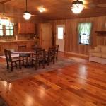 New Heart Pine Floors