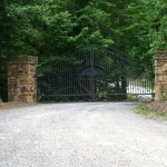 Heartwood Gated Entrance