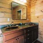 Lot 18 Cabin Bathroom vws