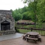 Overlooking Pond